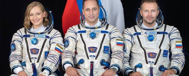 «Такие проекты и есть освоение космоса». Сергей Язев — о полете киноэкипажа на МКС