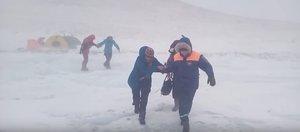 Штормовой ветер в Иркутской области: обзор соцсетей