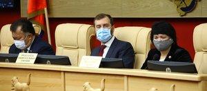 Главный законопроект региона. Депутаты Заксобрания Иркутской области рассмотрели бюджет на три года