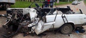 Обзор ДТП: три смертельных столкновения с грузовиками и погибшие пешеходы