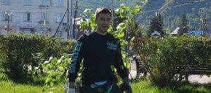 Александр Деев: озеленять Слюдянку «Новым людям» помогали даже туристы