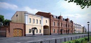Пятизвездочный отель и 25-метровый бассейн. Что еще будет в новых Курбатовских банях