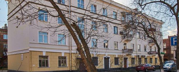 Карла Маркса, 30 — дом длиной в квартал
