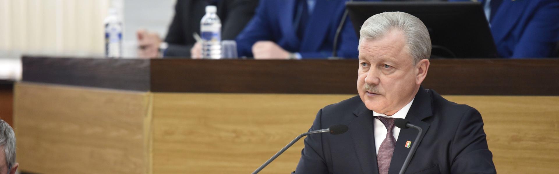 Каким был для Братска 2020-й: мэр отчитался о работе