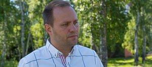 Депутат Алексей Кудрявцев: гравийные дороги мы уже меняем на асфальтовые