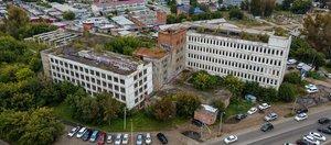 Картографическая фабрика. История огромного недостроя в центре Иркутска