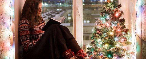 Обзор книг от редакции: что почитать на новогодних каникулах