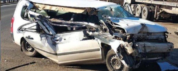 Обзор ДТП: два смертельных столкновения с припаркованными большегрузами