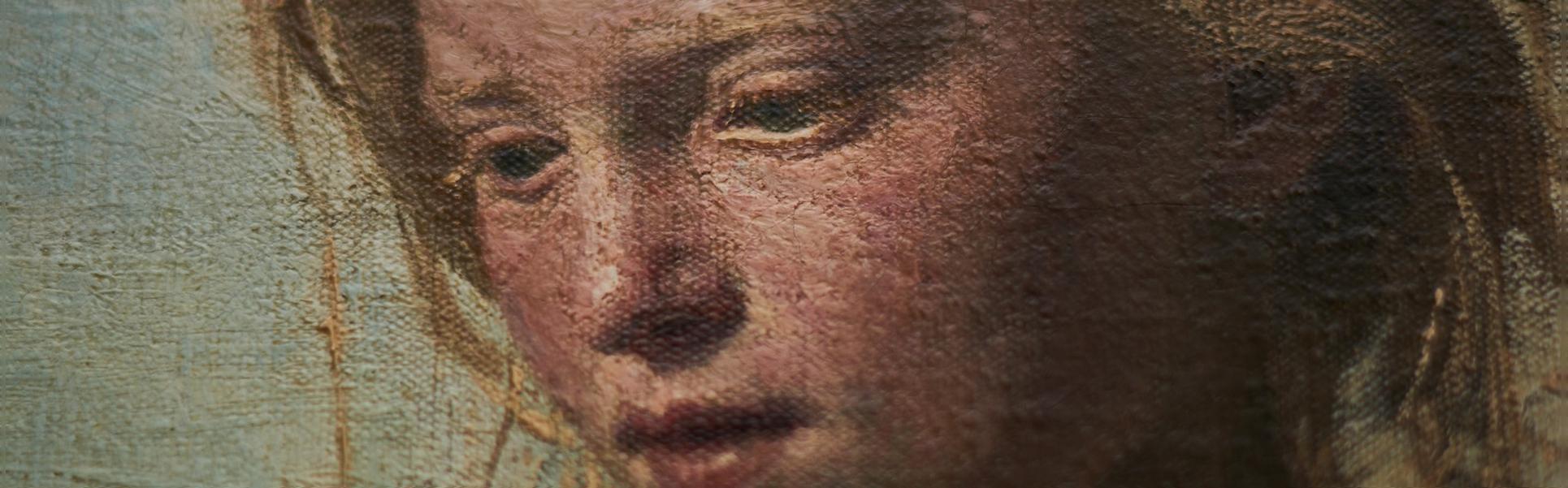 «Нищая» едет в Париж. Как картину из иркутского музея готовили к поездке