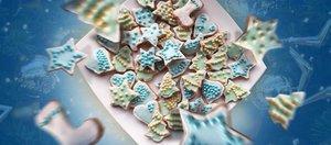 Готовит Наташа: сказочные имбирные печенья