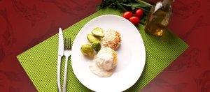 Готовит Наташа: сочные котлеты из белой рыбы в сливочном соусе