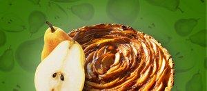 Готовит Наташа: теплый грушевый тарт в холодный зимний вечер