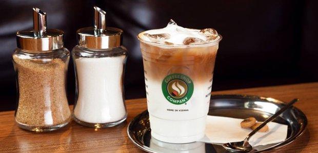 Coffeeshop Company подсластит эту весну кофейными коктейлями и шейками