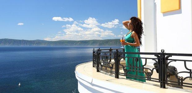 Панорамный гриль-бар откроется в отеле «Маяк»