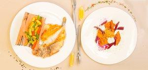 Новое меню и «Арт-вечер» в ресторане «Европа»