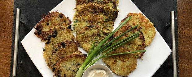 Готовит Наташа: два блюда с картошкой