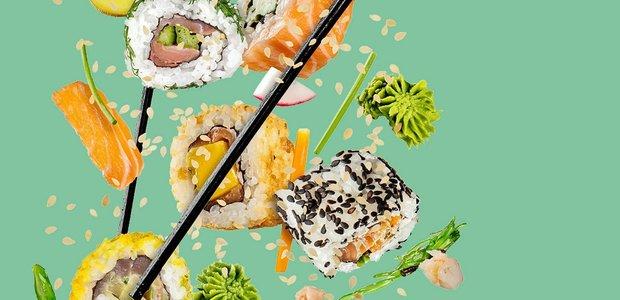 Роллы с ананасом — доставка японской кухни удивляет иркутян