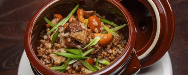 Вау, гречка! ТОП-6 блюд из любимой крупы от иркутских шеф-поваров