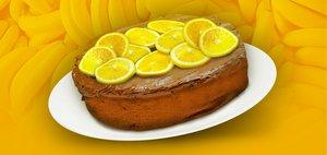Готовит Наташа: бананово-шоколадный пирог за 10 минут