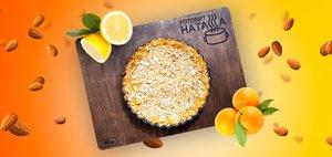 Весенний десерт: яркий и ароматный лимонник