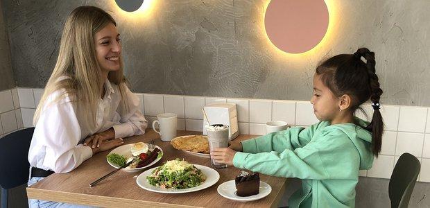 Любимая «Буза»: новое кафе в центре Иркутска
