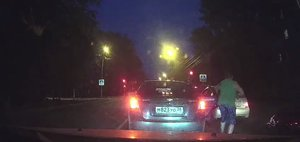 Автохам: зачинщик драки на дороге поплатился рублем