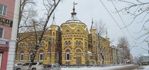 Азбука Иркутска: Дворец пионеров
