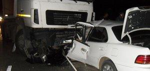 Обзор ДТП: 12 смертей на дороге и страшная авария с тремя детьми