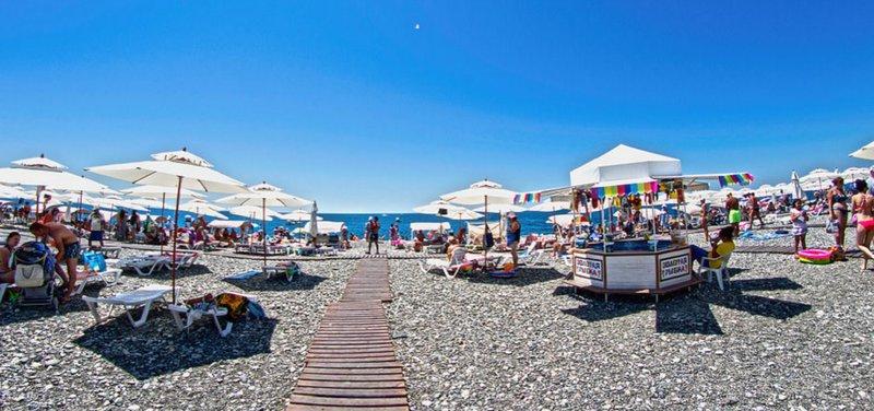 Как изменился отдых на Черном море проверил редактор раздела «Туризм».