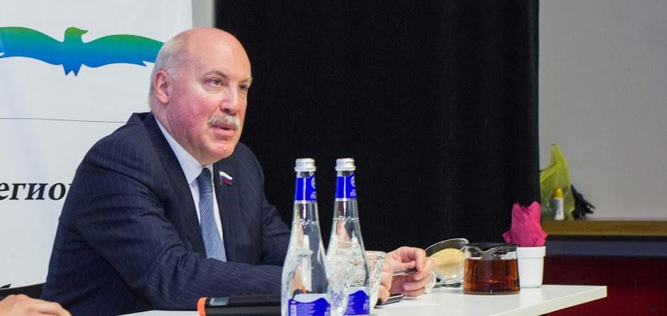 Дмитрий Мезенцев. Фото предоставлено Клубом публичной политики