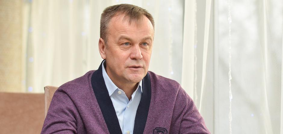 Сергей Ерощенко. Автор фото — Илья Татарников
