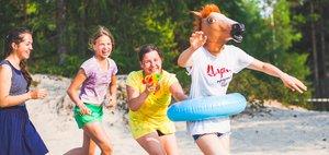 Пять вариантов провести летние каникулы весело и с пользой
