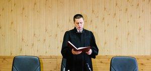 Суд присяжных: 12 человек решают судьбу одного