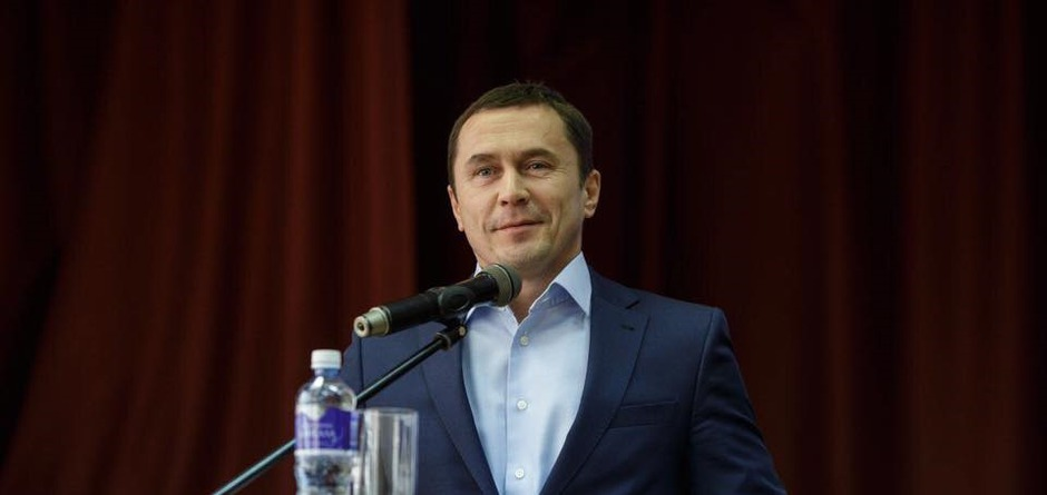 Фото со страницы Дмитрия Бердникова в Facebook