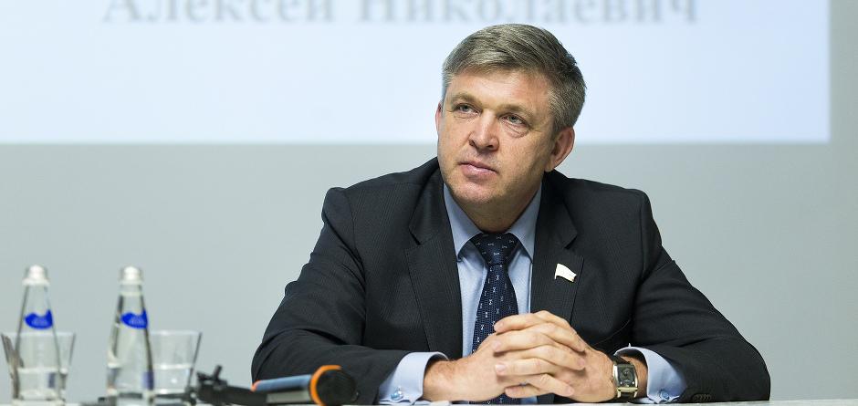 Алексей Красноштанов. Автор фото — Валерия Алтарёва