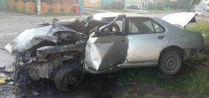 Обзор ДТП: Nissan в дерево и семь погибших за неделю