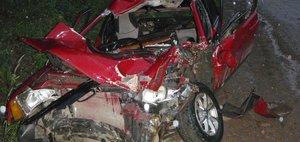 Обзор ДТП: смятый ВАЗ и массовая авария