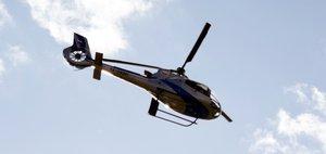 События недели: ёхор на вертолете и жарища