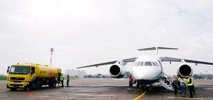 Как самолет готовят к вылету