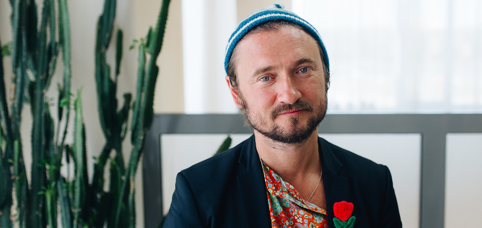Андрей Попов. Автор фото — Артем Моисеев