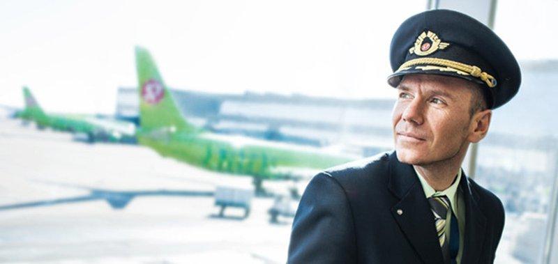 Интервью с пилотом одной из крупных российских авиакомпаний.