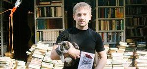 Создатель книжного приюта: «У бумажной книги никогда не сядет батарейка»