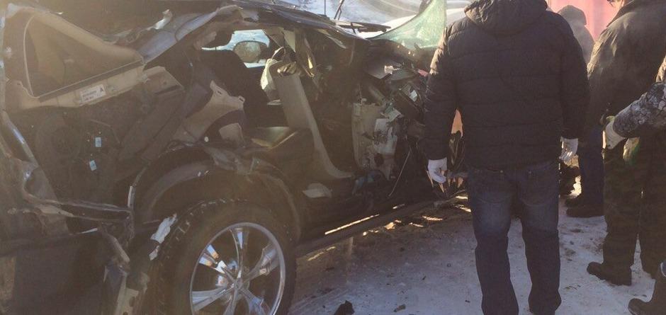 Обзор ДТП: Cadillac в хлам и пять погибших