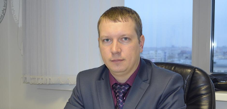 Олег Елисеев. Фото предоставлено Байкальским банком Сбербанка