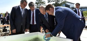 События недели: сломавшийся «Семен Батагаев» и Путин на Байкале