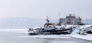 На выходные в Порт Байкал
