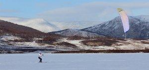 Маршрут выходного дня: кайтсерфинг на озере Ильчир