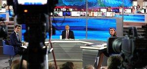 Иркутская область на прямой линии у Путина: о дураках и дорогах