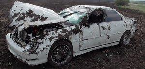 Обзор ДТП: Toyota-перевертыш и пятеро погибших за неделю