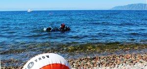 Байкал в фокусе: как в Листвянке соревнуются подводные фотографы